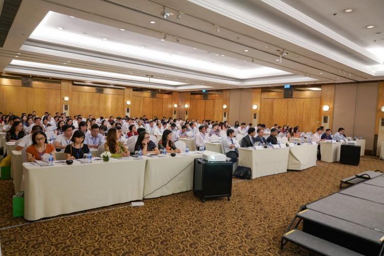 Hội thảo khoa học bệnh Sởi-Quai bị-Rubella và vắc xin phòng ngừa năm 2018