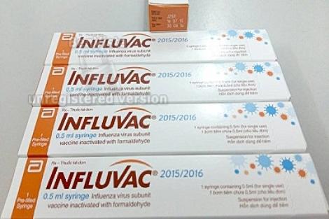 INFLUVAC: Vắc xin phòng bệnh Cúm thế hệ III