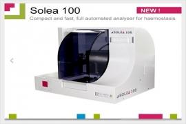 Máy xét nghiệm đông máu tự động SOLEA 100