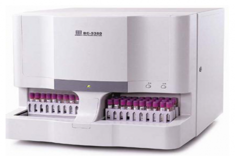 Máy xét nghiệm huyết học tự động Mindray BC-5380