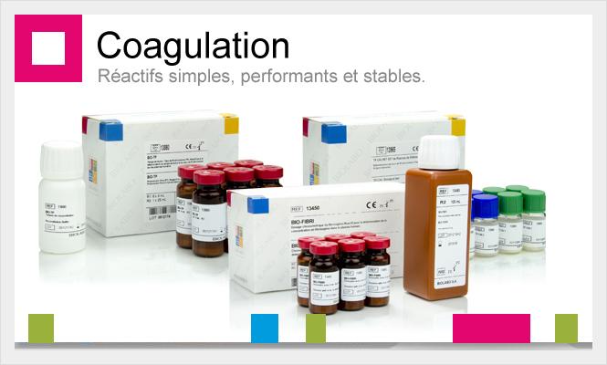 Hóa chất xét nghiệm Đông máu Biolabo