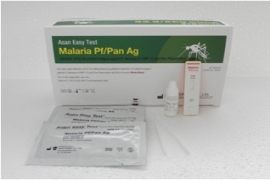 ASAN Easy Test Malaria Pf/Pan Ag