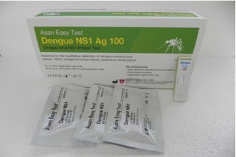 ASAN Easy Test Dengue NS1 Ag 100