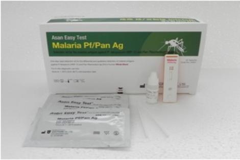 ASAN Easy Test Malaria Pf/Pan Ag